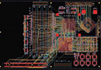 PCB Design Layout